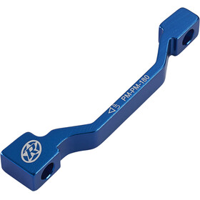 Reverse PM-PM Disc Adapter 180 mm dark-blue